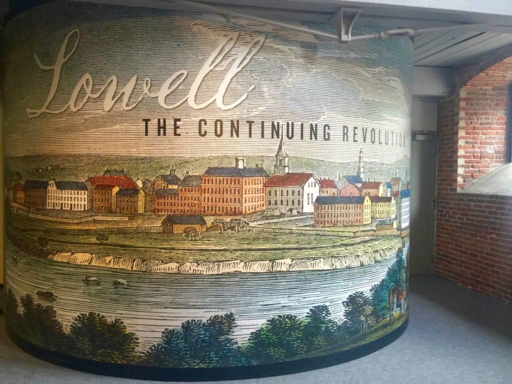 Benvenuti a Lowell, patria della Rivoluzione Industriale americana