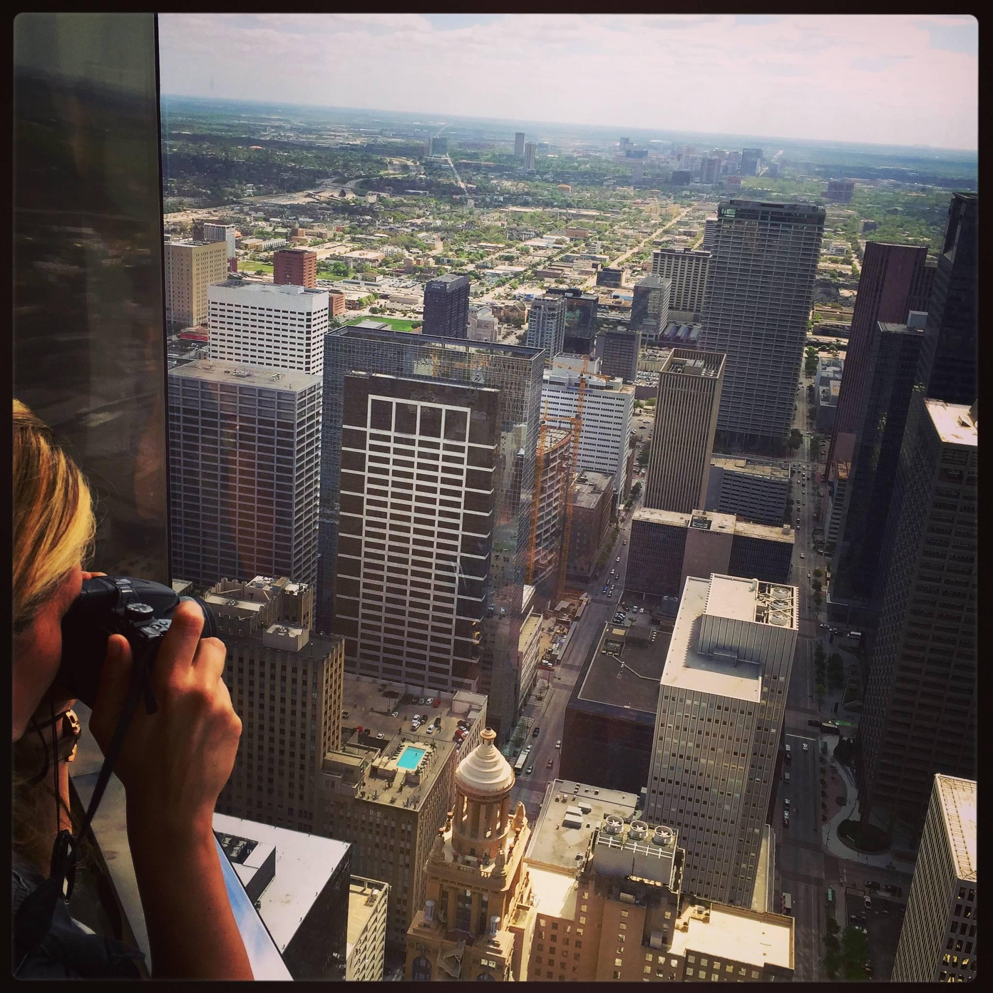 Fotografando Houston