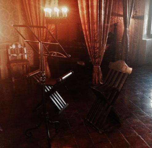 La stanza di Paolo e Francesca