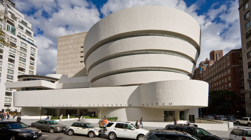 Museums in New York: Guggenheim Museum