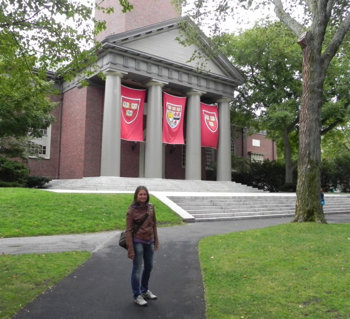 Harvard University, the graduates' green