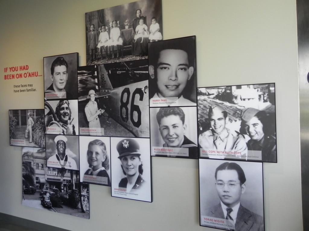 Pearl Harbor, foto e persone del 7 dicembre 1941