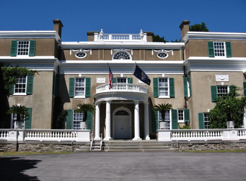 Excursion outside New York: Home of Franklin D. Roosevelt National Historic Site
