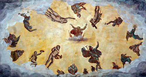 I Diavoli della Zisa. Wikipedia Photo-Credits
