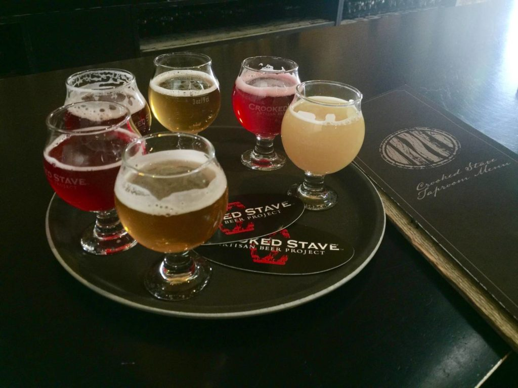 Scoprire Denver: degustazioni di birra a The Source