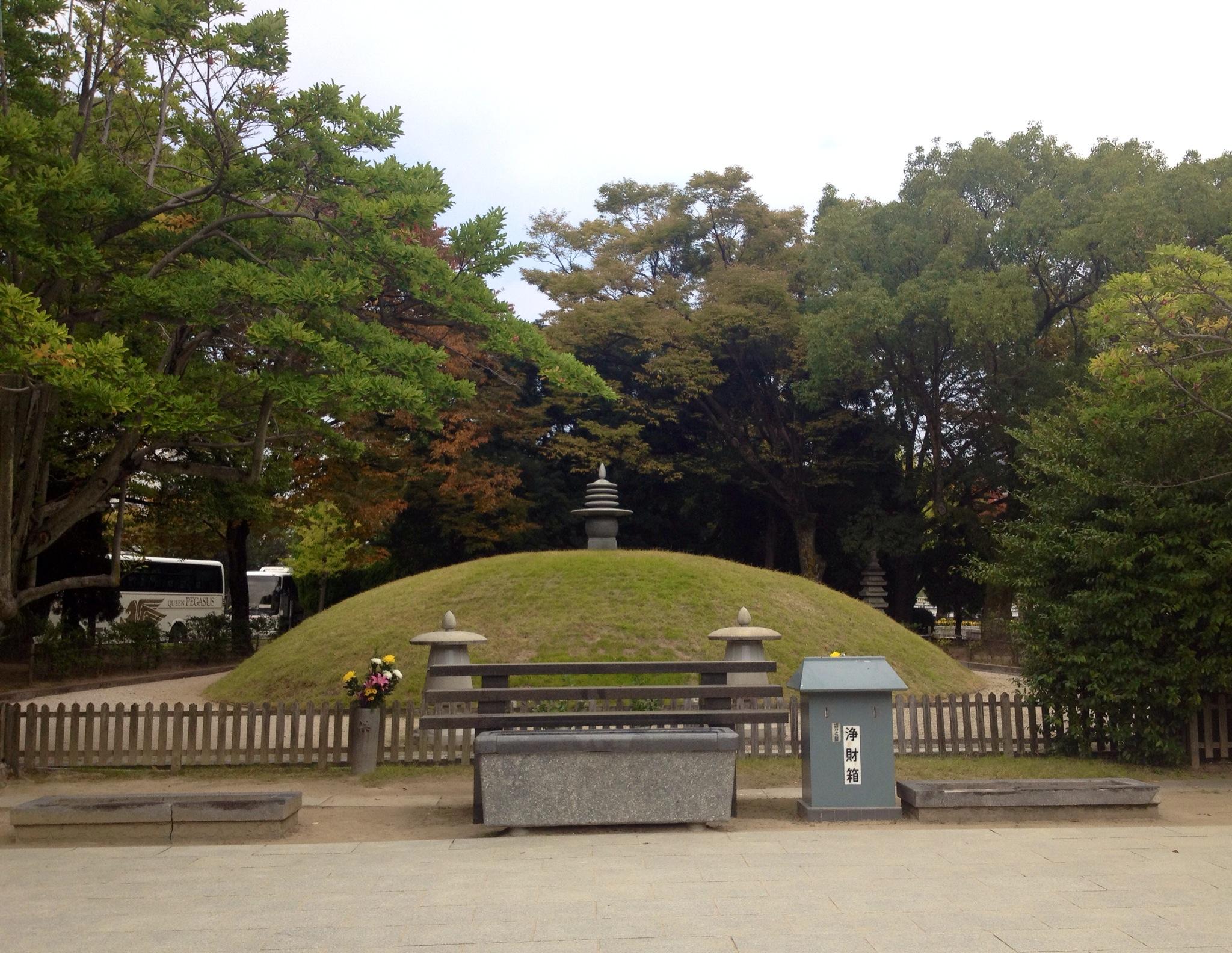 Hiroshima, la collina delle 75.000 vittime senza nome