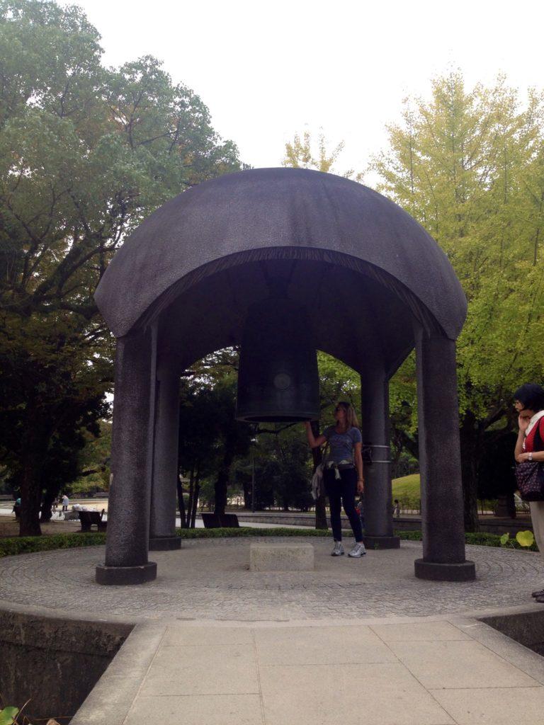 Hiroshima, la Campana della Pace
