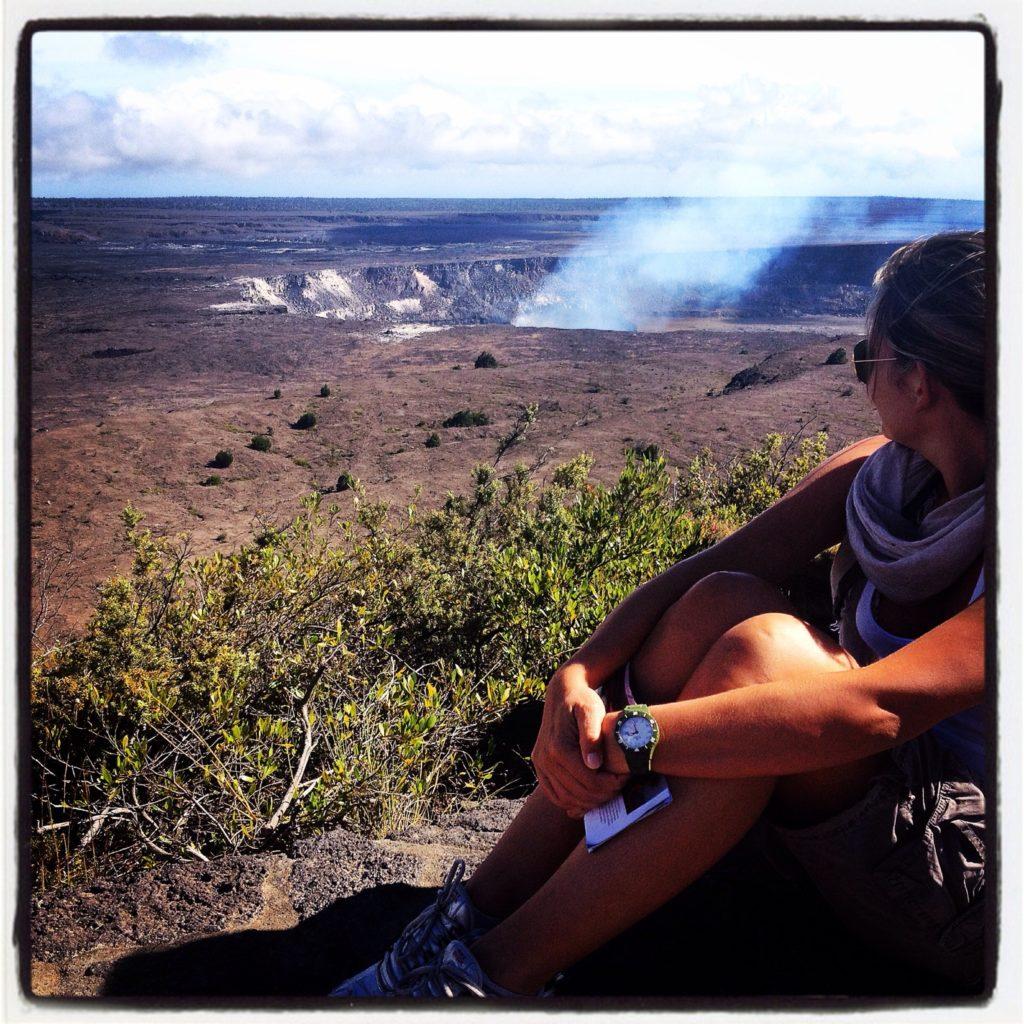 La Caldera del Vulcano Kailauea, Big Island