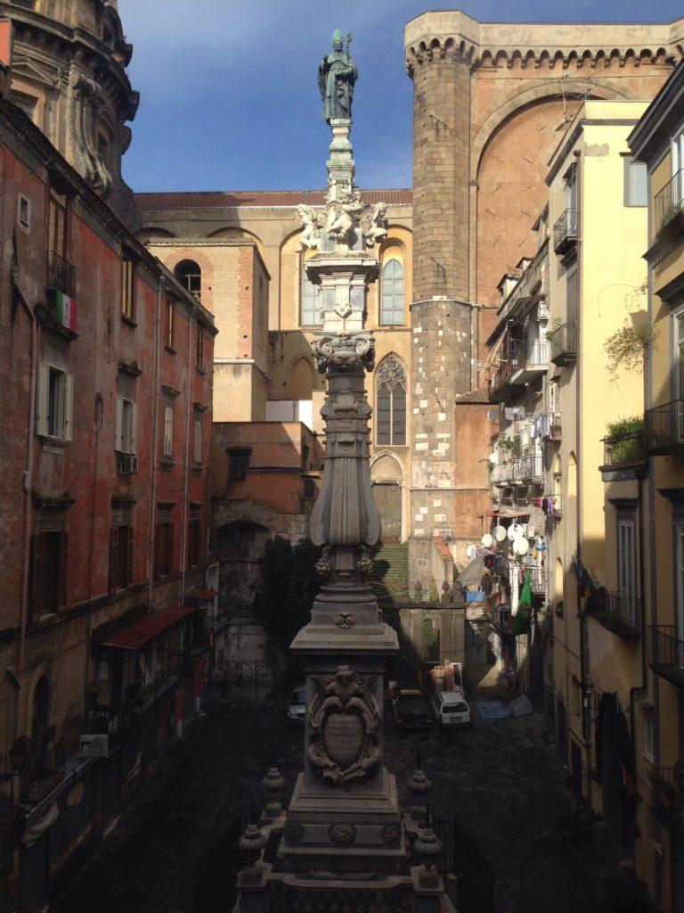 Napoli segreta, scorci
