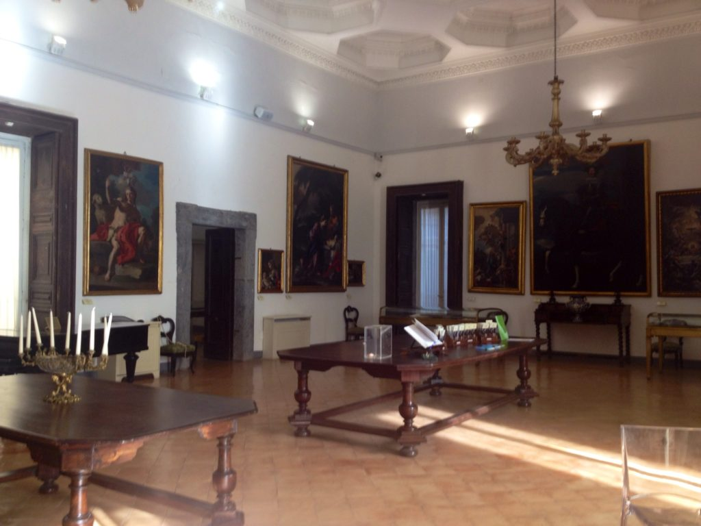 Pio Monte della Misericordia, Appartamenti Storici e Quadreria