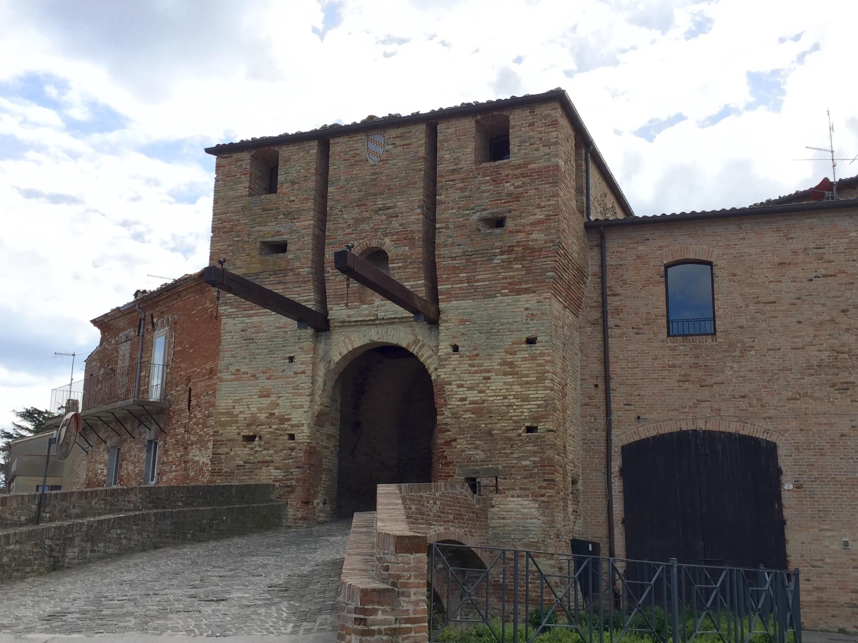 Mondaino, il Borgo