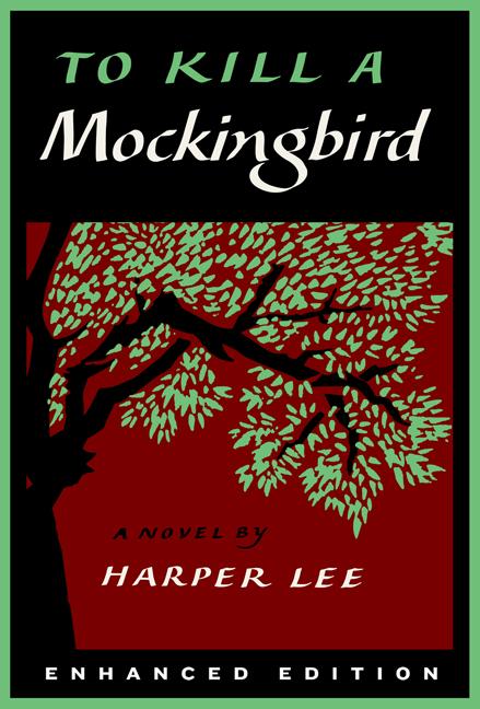 La copertina de Il Buio oltre la siepe, To Kill a Mockingbird