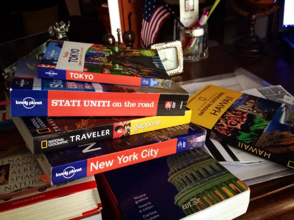 Il mio Giro del Mondo passa anche da qui, guide ed appunti