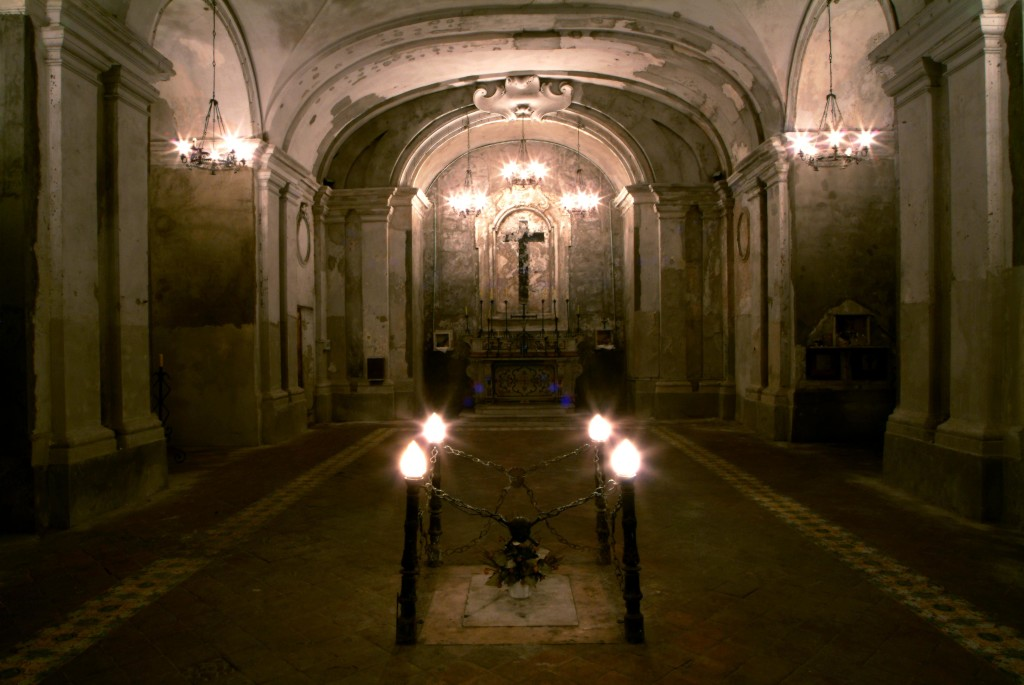 Ipogeo di Santa Maria delle Anime del Purgatorio