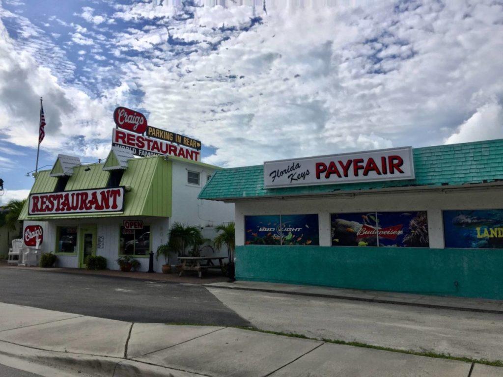 Itinerari di viaggio in Florida, scatti on the road