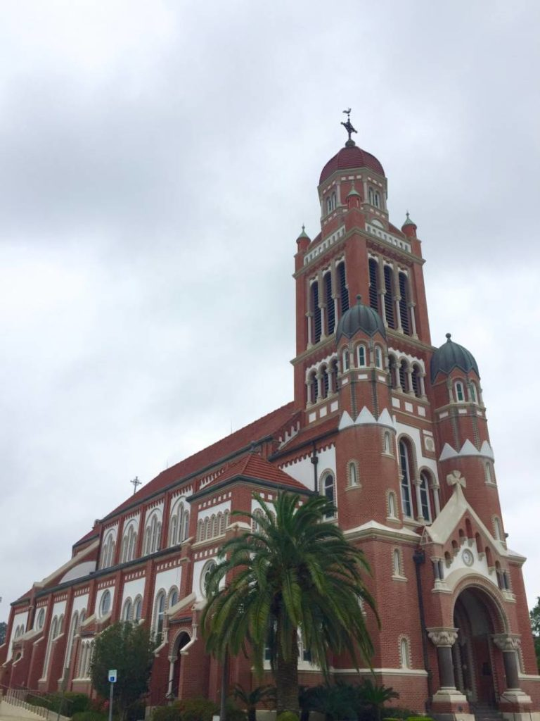 What to see in Louisiana: St. John the Baptist Cathedral