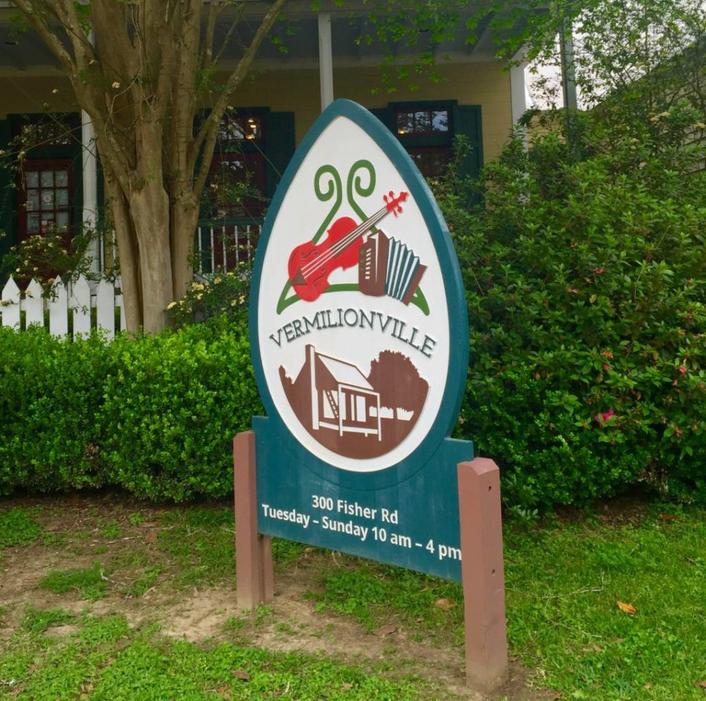 What to see in Louisiana: Vermilionville
