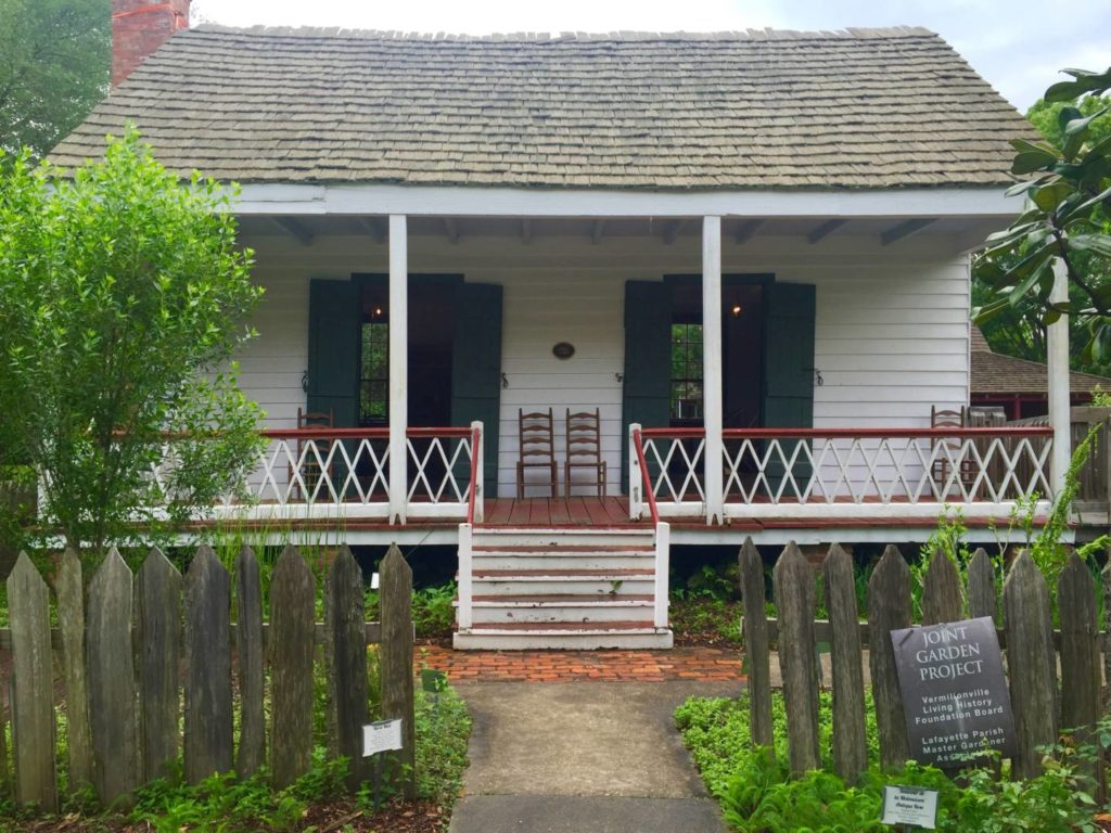 What to see in Louisiana: Vermilionville, original Cajun houses