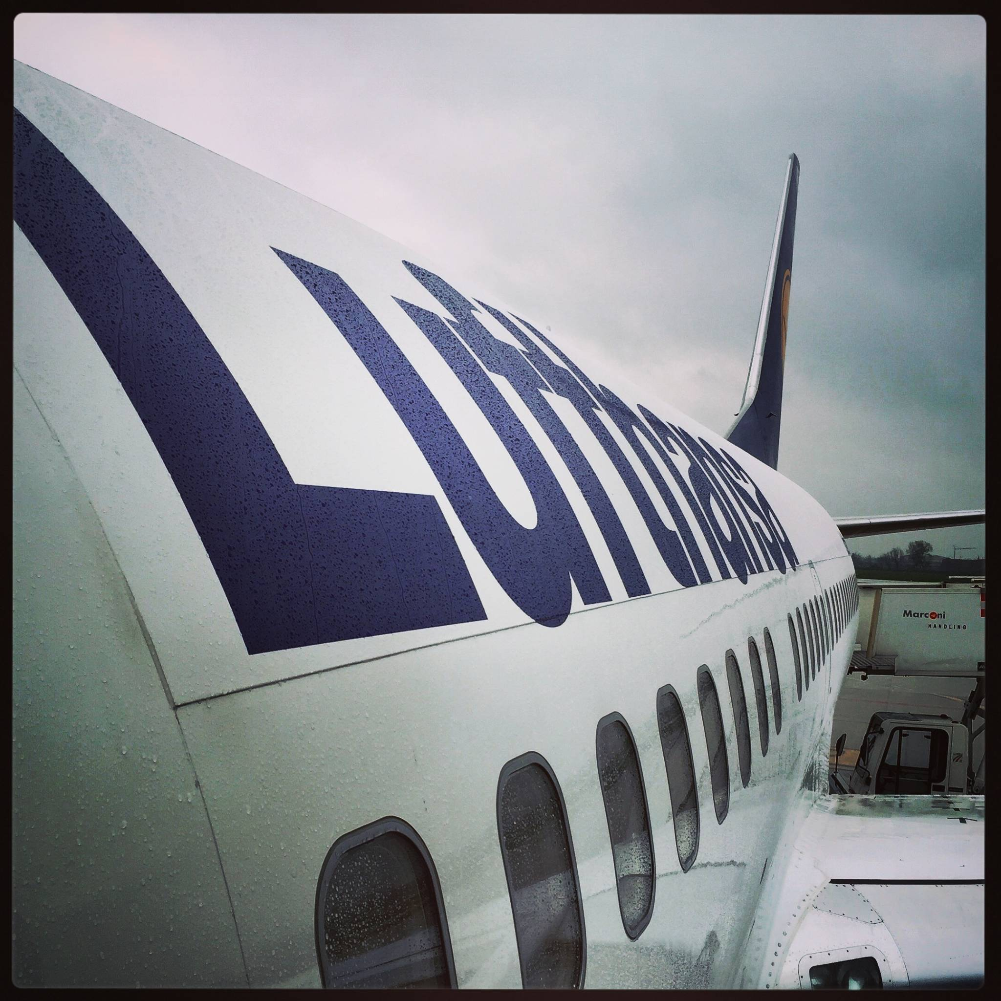 In viaggio con Lufthansa