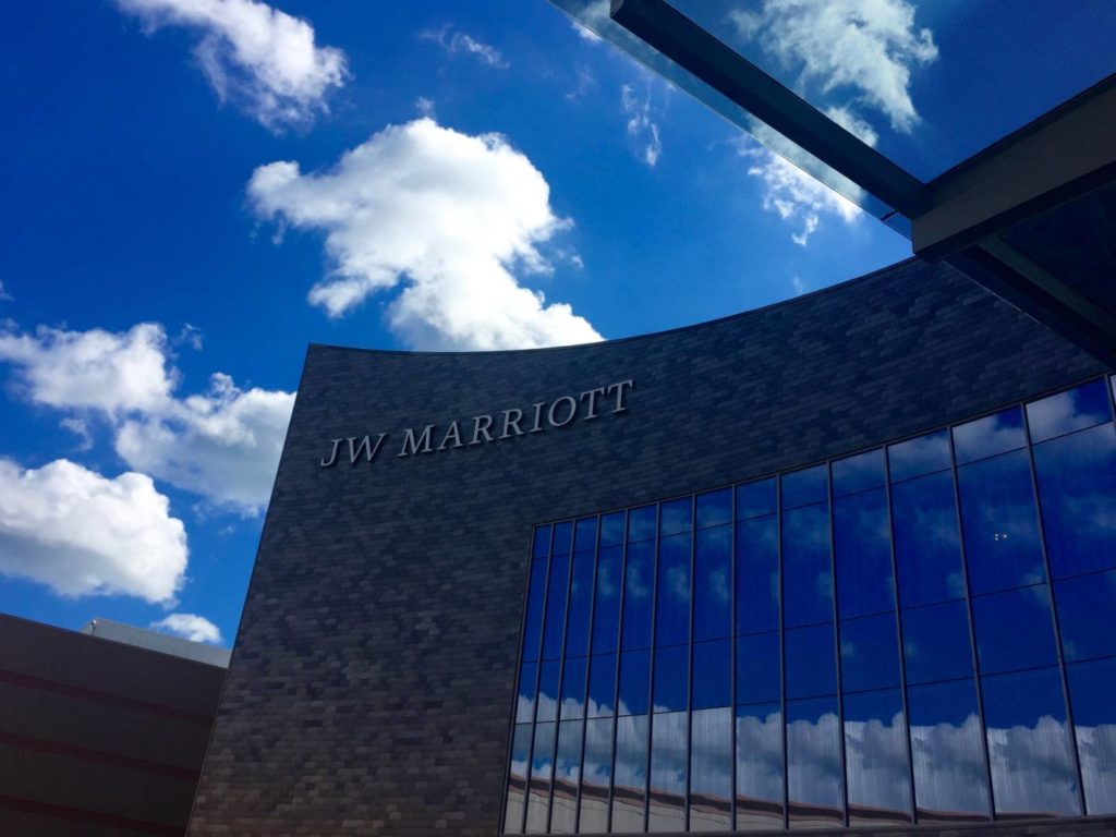 The J.W. Marriott, Mall of America