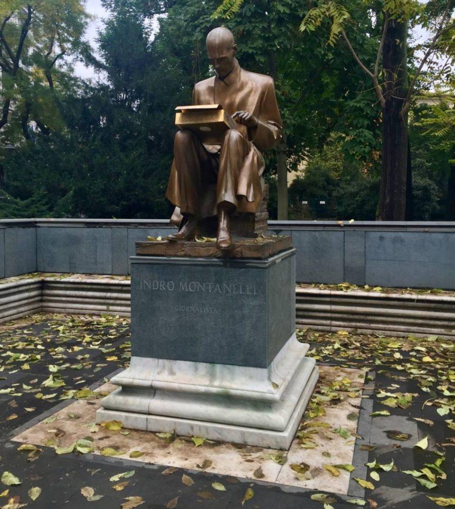 Milano insolita: una passeggiata autunnale per i Giardini pubblici Indro Montanelli