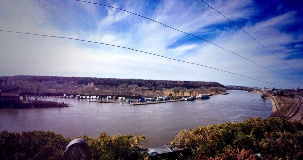 Mississippi River, St. Paul