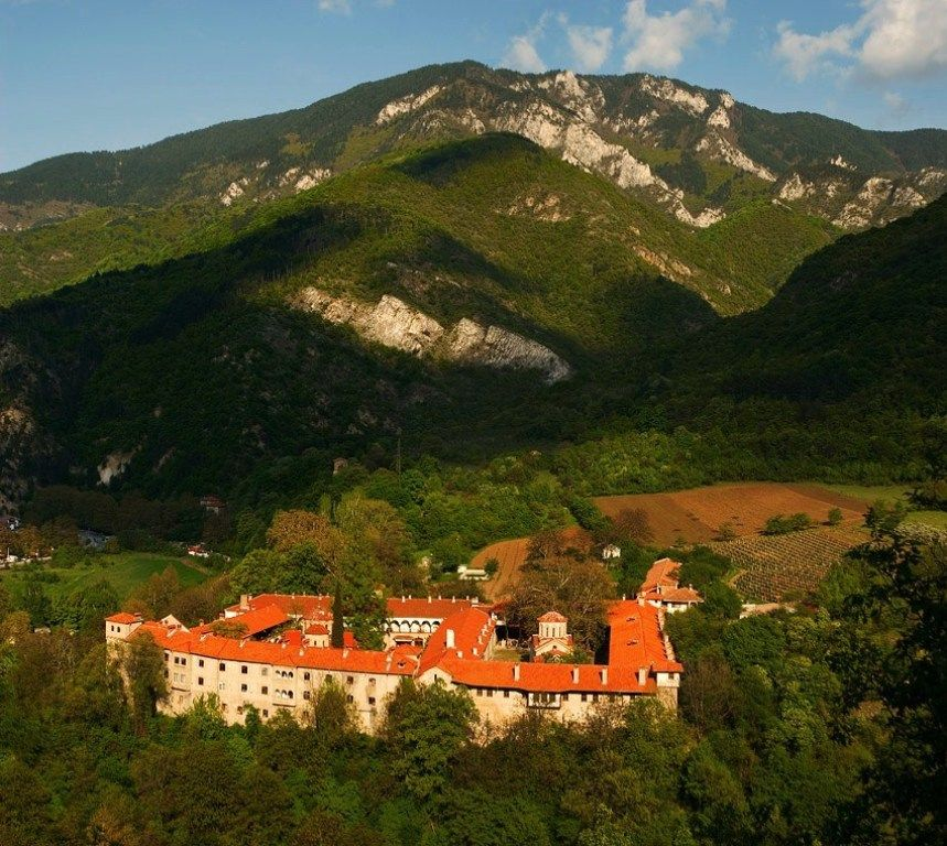 Monastero di Bachkovo