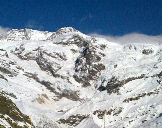 Monte Rosa, scorci
