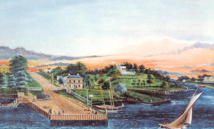 Racconti di viaggio: scoprire il Mount Vernon Hotel Museum & Garden nel 1826