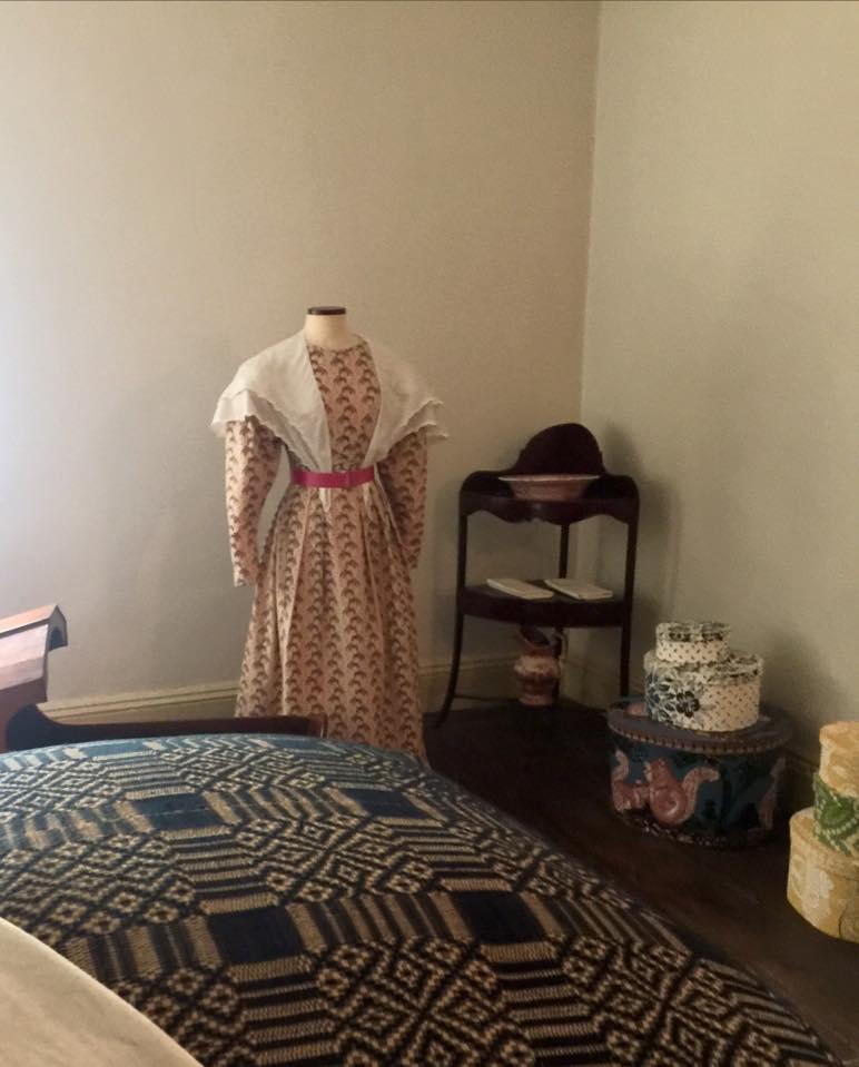 Racconti di viaggio: scoprire il Mount Vernon Hotel Museum, una delle poche camere da letto