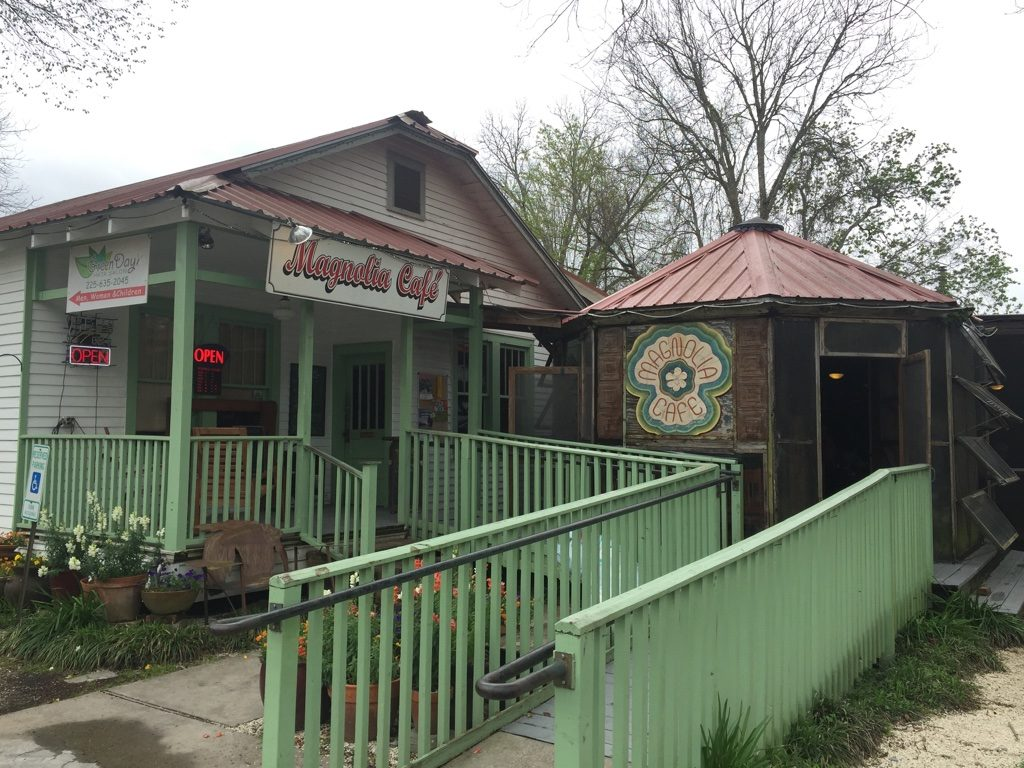 What to see in Louisiana: Magnolia Cafè