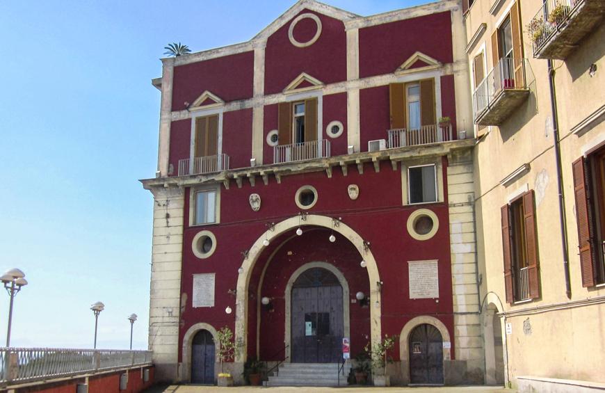 Napoli insolita: la Chiesa di Santa Maria del Parto