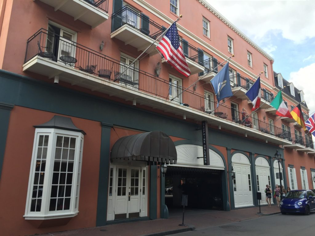 The Dauphine Orleans Hotel