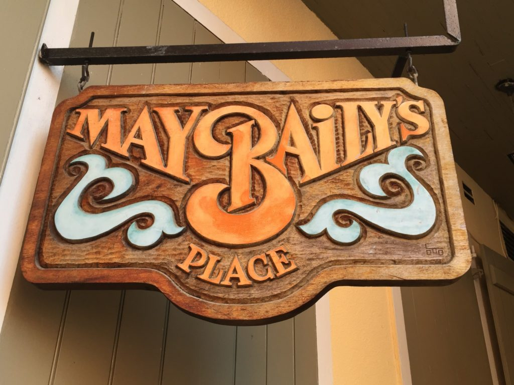 The May Baily's Place