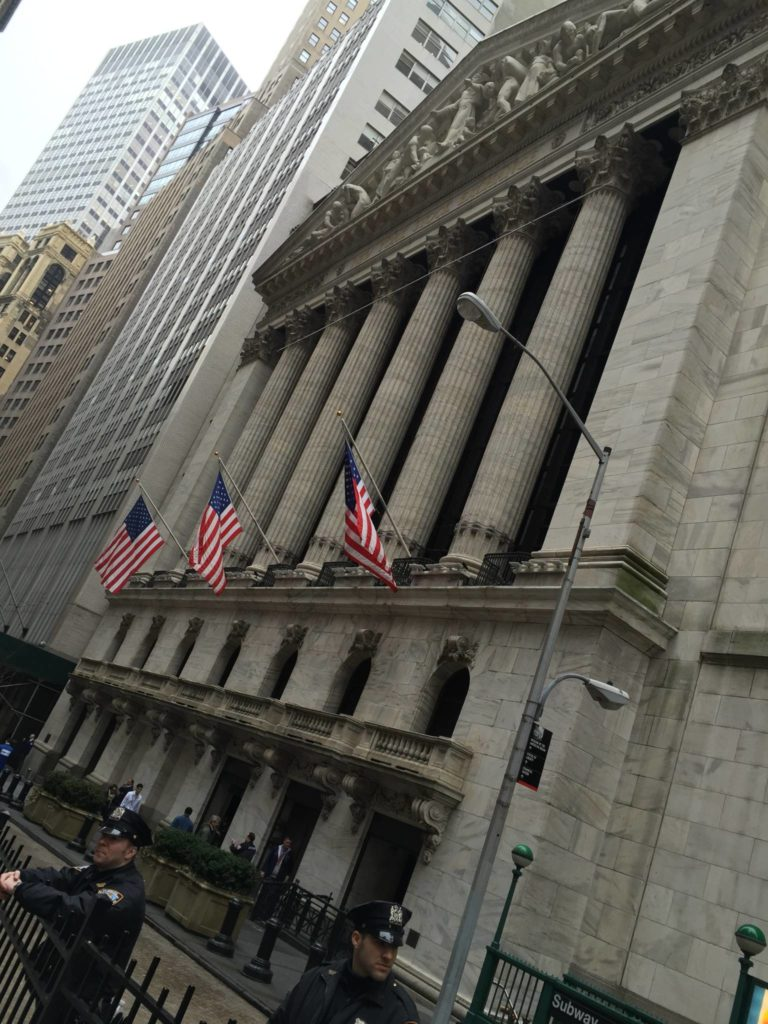 Unusual New York: NY Stock Exchange