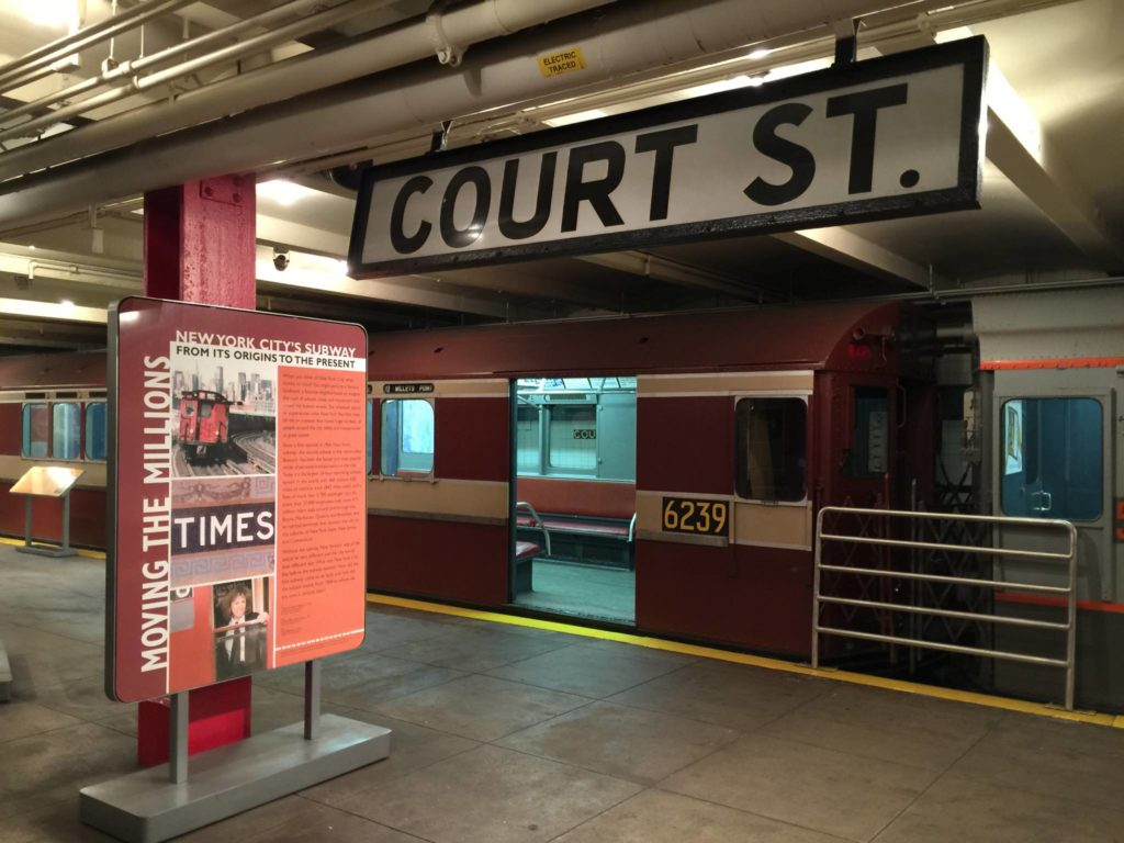 New York Transit Museum