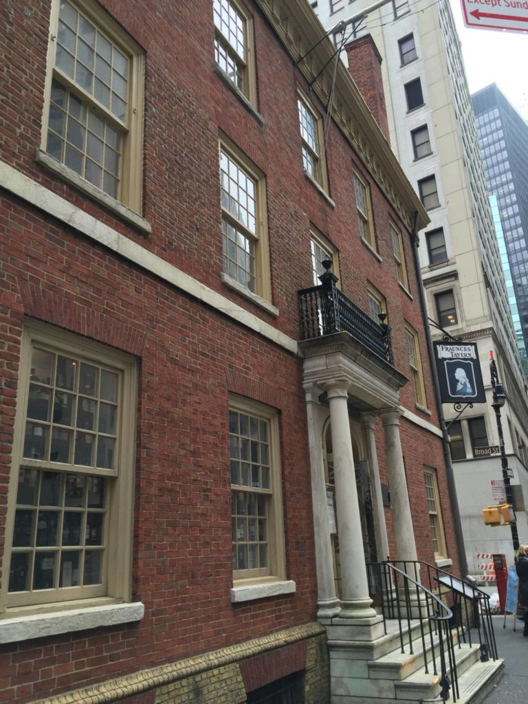 Unusual New York: Fraunces Tavern Museum