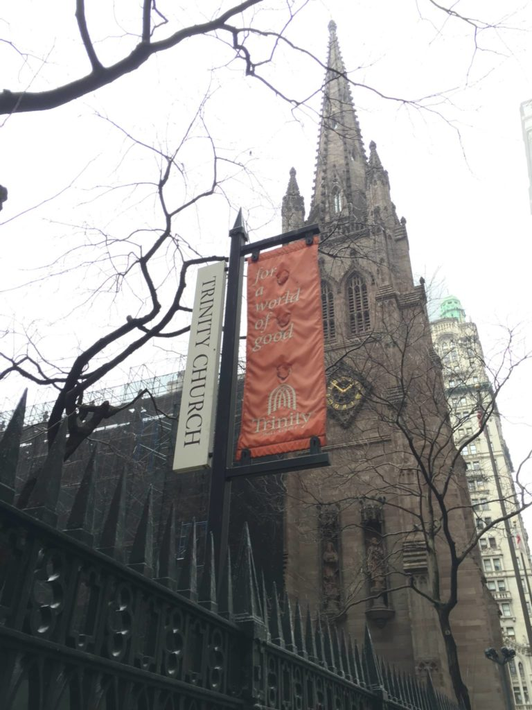 Unusual New York: Trinity Church