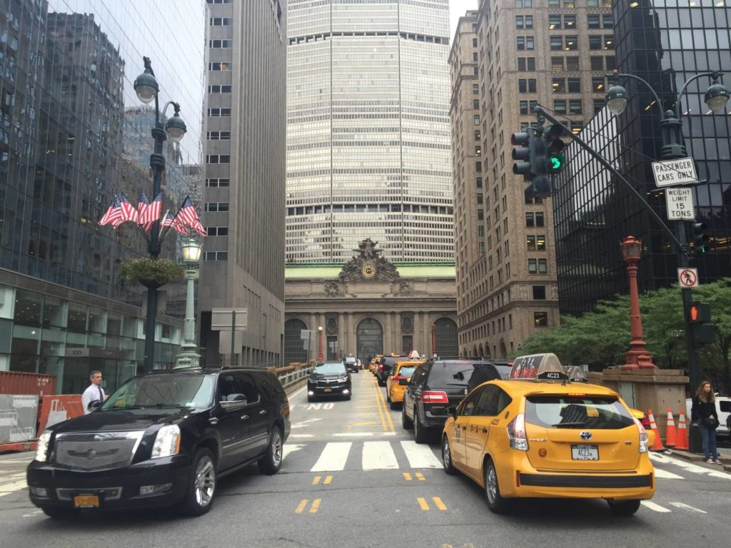 Towards Grand Central Terminal