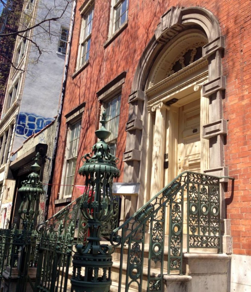 Secret New York: the Merchant's House today