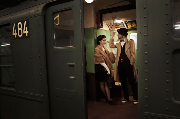 Nostalgia Train, New York (mercinewyork.com photo credits)