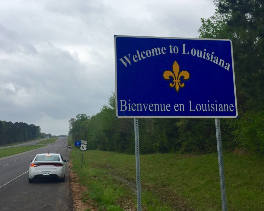 On the road nel Sud USA: benvenuti in Louisana