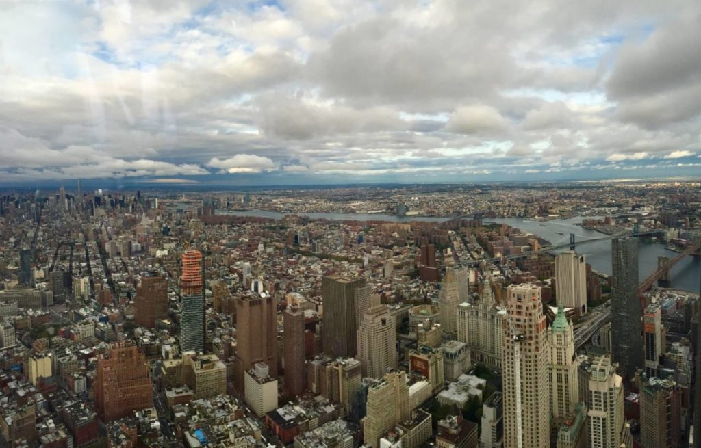 What to see in New York: One World Observatory, the most emotional view