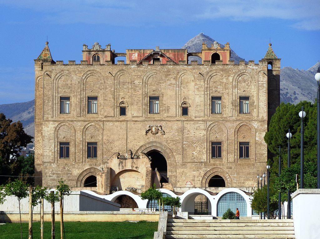 Palazzo della Zisa. Wikipedia Photo-Credits