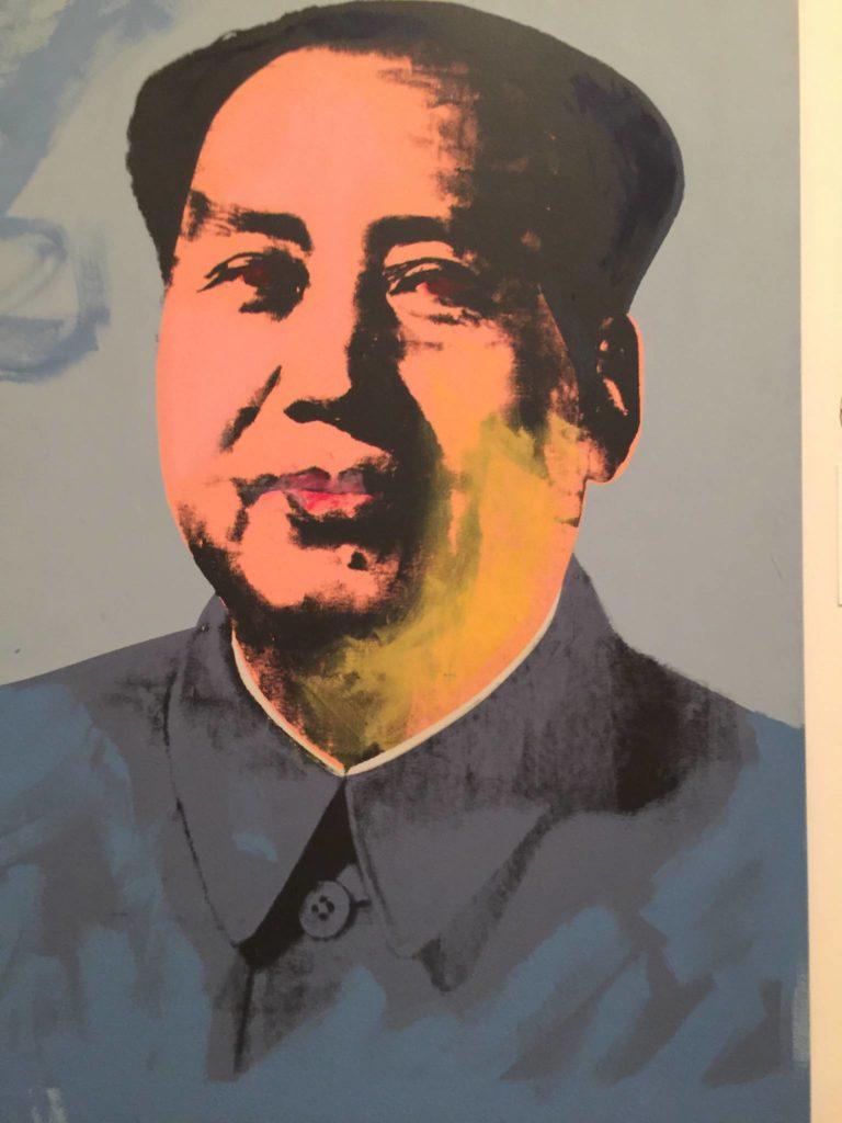 Mao Tse Tung, Andy Warhol