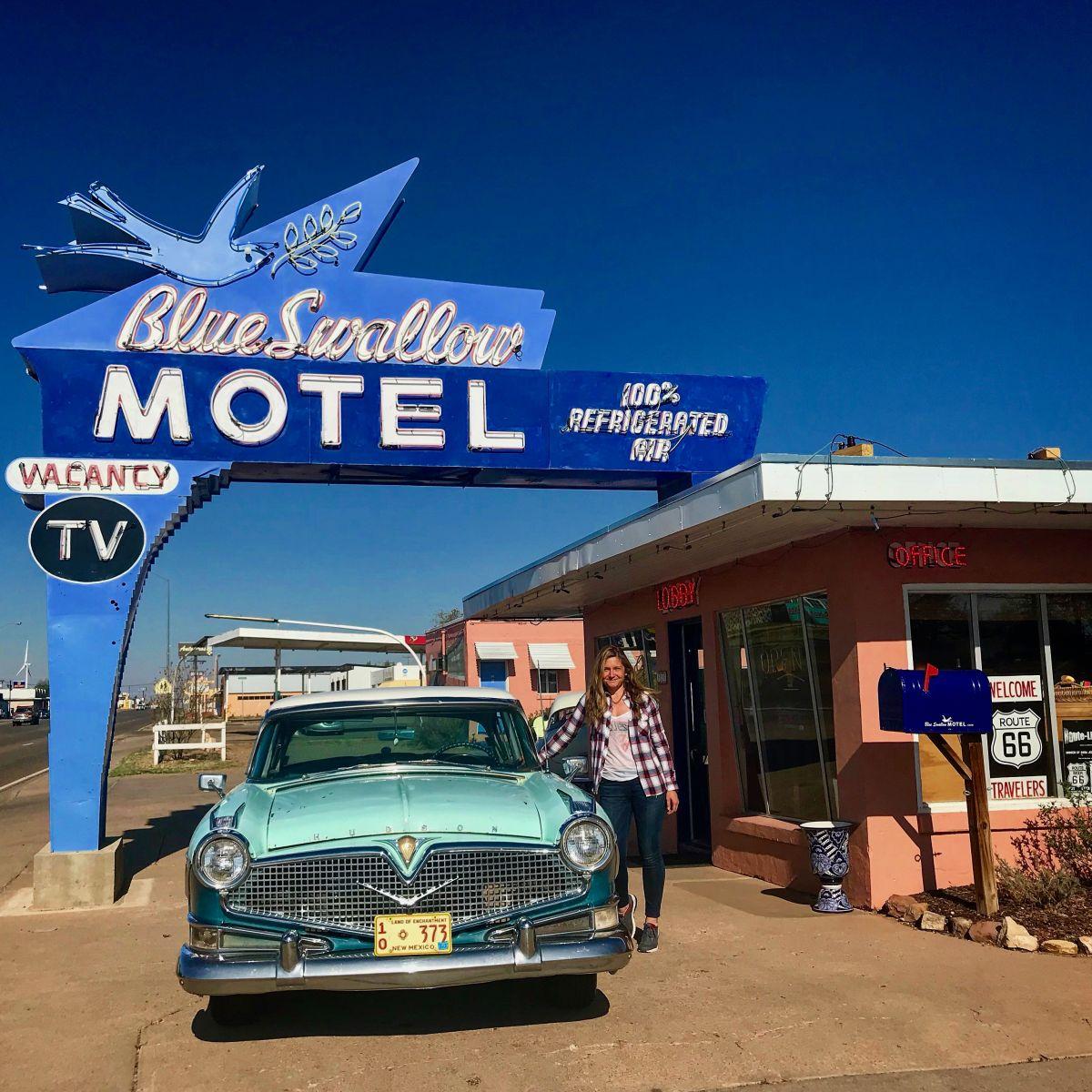 Blue Motel sito di incontri