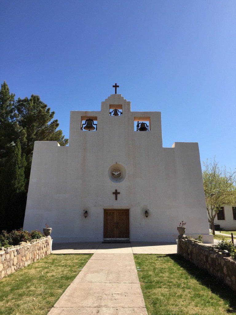 San Francisco de Paula, la più antica chiesa missionaria tra Alamogordo e Tularosa