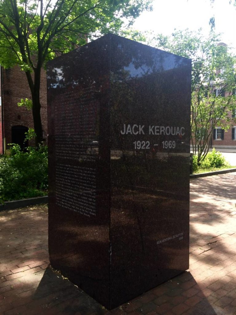Scoprire Lowell: Jack Kerouac Commemorative Park
