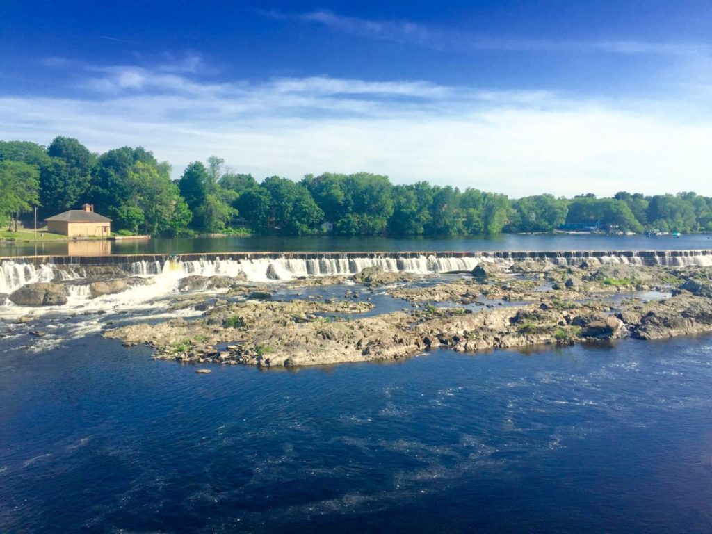 Scoprire Lowell: le Pawtucket Falls