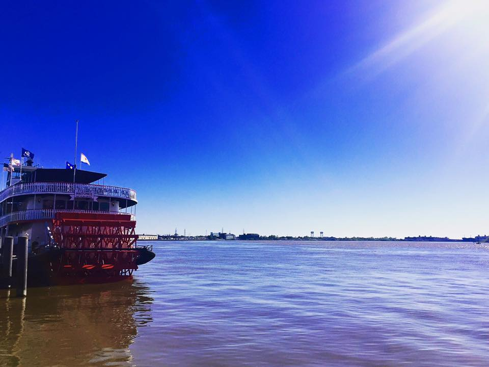 Scoprire New Orleans: lo Steamboat Natchez sul Mississippi